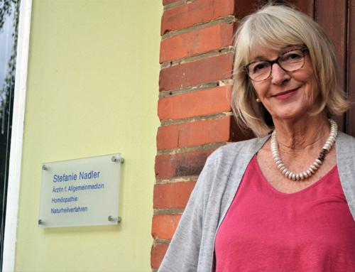 Stefanie Nadler, Allgemeinmedizinerin, Berlin