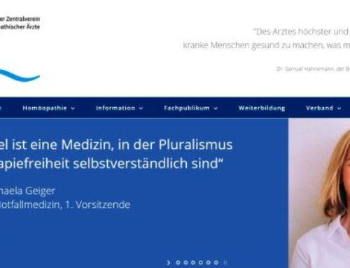 Neue DZVhÄ Webseite ist online