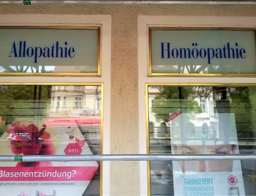 """""""Wichtig ist die Offenheit der Apotheker für Homöopathie"""""""