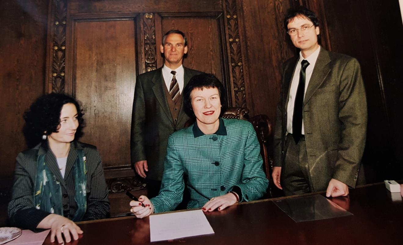 Stiftungsgründung 2001